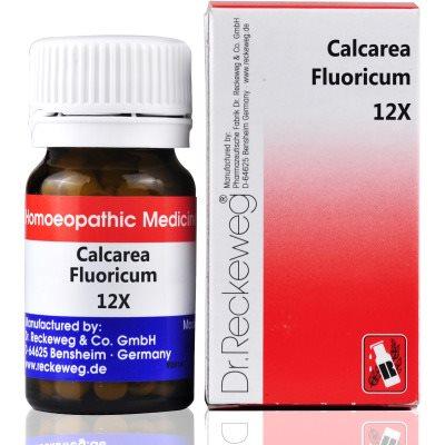 Buy Dr. Reckeweg Calcarea Fluoricum 12X online United States of America [ USA ]