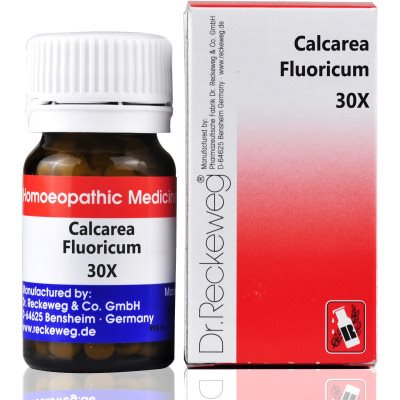 Buy Dr. Reckeweg Calcarea Fluoricum 30X online United States of America [ USA ]