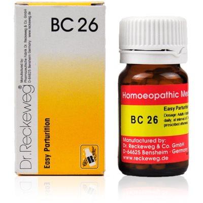 Buy Dr. Reckeweg Bio Combination 26 - Easy Parturition online Australia [ AU ]