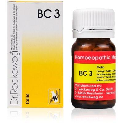Buy Dr. Reckeweg Bio Combination 3 - Colic online Australia [ AU ]