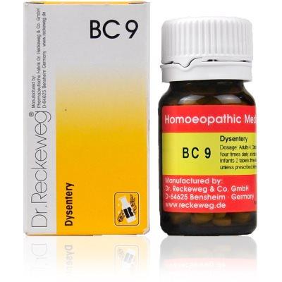 Buy Dr. Reckeweg Bio Combination 9 - Dysentry online Switzerland [ CH ]