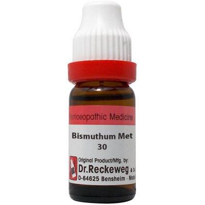 Buy Dr. Reckeweg Bismuthum Metallicum 30 CH online Switzerland [ CH ]