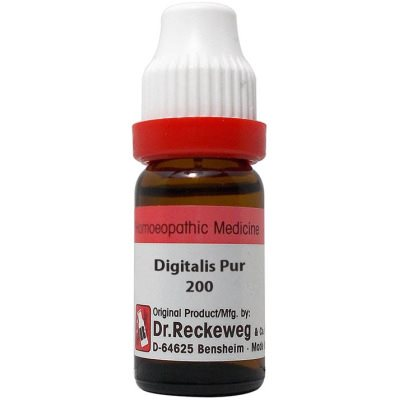 Buy Dr. Reckeweg Digitalis Purpurea 200 CH online United States of America [ USA ]