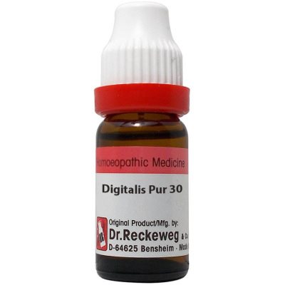 Buy Dr. Reckeweg Digitalis Purpurea 30 CH online United States of America [ USA ]