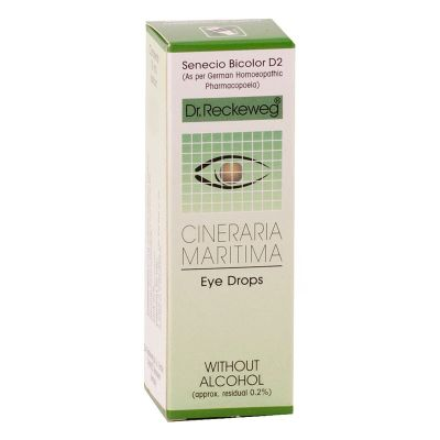 Buy Dr. Reckeweg Cineraria Eye Drops online United States of America [ USA ]
