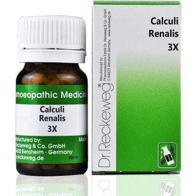 Buy Dr. Reckeweg Calculi Renalis 3X online Nederland [ NL ]