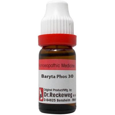 Buy Dr. Reckeweg Baryta Phosphoricum 30 CH online Italy [ IT ]