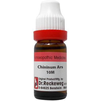 Buy Dr. Reckeweg Chininum Arsenicosum 10M CH online United Kingdom [ UK ]