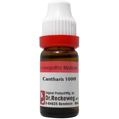 Buy Dr. Reckeweg Cantharis 1000 CH online United States of America [ USA ]