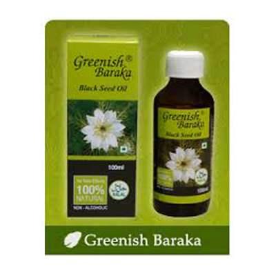 Buy Greenish Baraka Black Seed Oil online New Zealand [ NZ ]