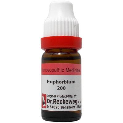 Buy Dr. Reckeweg Euphorbium 200 CH online United Kingdom [ UK ]