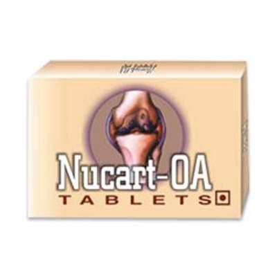 Buy Gufic Biosciences Nucart OA Tablets - 24 Tabs online Australia [ AU ]