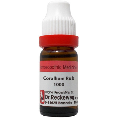 Buy Dr. Reckeweg Corallium Rubrum 1000 CH online New Zealand [ NZ ]