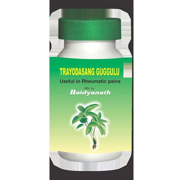 Buy Baidyanath Trayodasang Guggulu online Australia [ AU ]