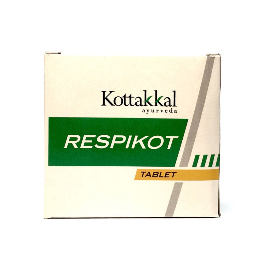 Buy Kottakkal Ayurveda Respikot Tablet online Switzerland [ CH ]