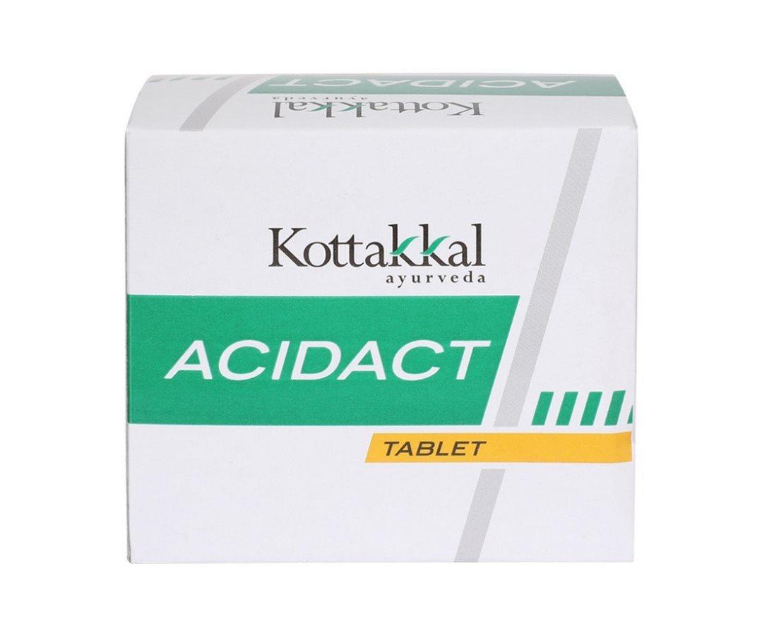 Buy Kottakkal Ayurveda Acidact Tablet online Singapore [ SG ]