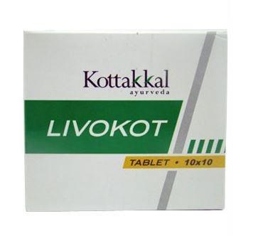 Buy Kottakkal Ayurveda Livokot Tablet online Singapore [ SG ]