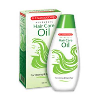 Buy K.P.Namboodiri's Ayurvedic Hair Care Oil online Nederland [ NL ]