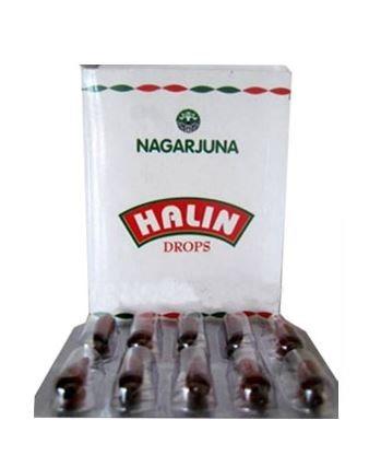Buy Nagarjuna Halin Capsules online United States of America [ USA ]