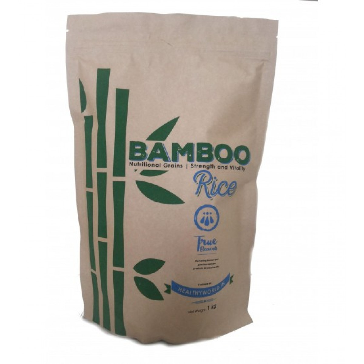 Buy True Elements Nutritional Grains - Bamboo Rice online Nederland [ NL ]