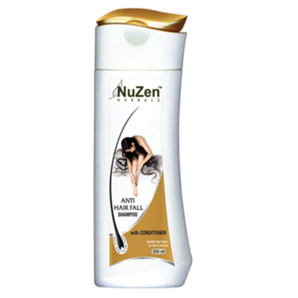 Buy Nuzen Herbals Anti Hair Fall Shampoo With Conditioner online United States of America [ USA ]