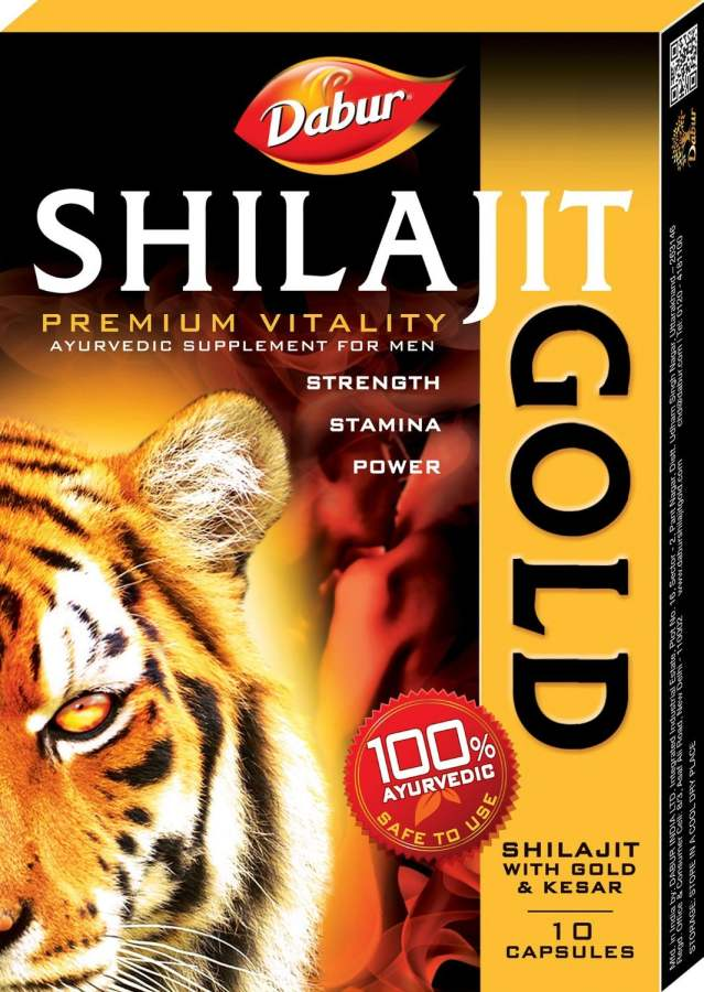 Buy Dabur Shilajit Gold Capsules online New Zealand [ NZ ]