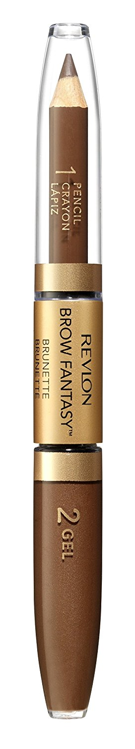 Buy Revlon Brow Fantasy Pencil and Gel, Brunette online Switzerland [ CH ]