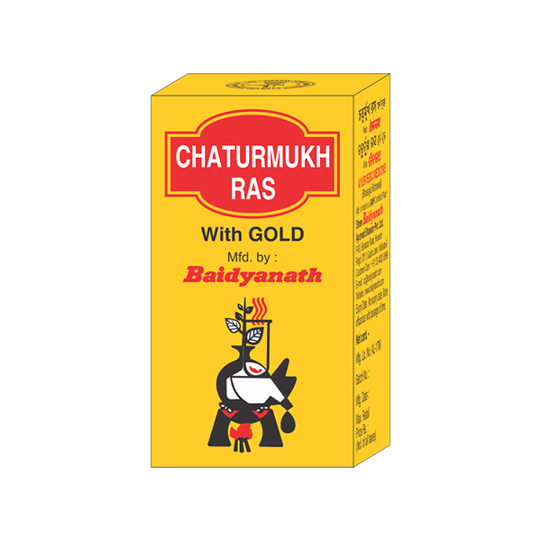 Buy Baidyanath Chaturmukh Ras (S.Yu) online Australia [ AU ]