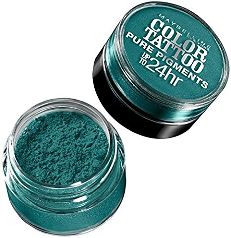 1351b347d Buy Maybelline New York Eye Studio Color Tattoo Pure Pigments - Never Fade  Jade online Australia