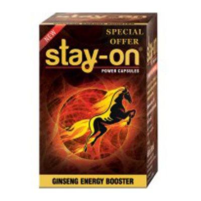 Buy Stay-On Power Capsule online Switzerland [ CH ]