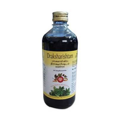 Buy Arya Vaidya Pharmacy Draksharishtam online Malasiya [ MY ]