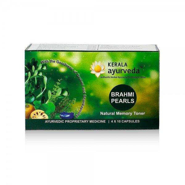Buy Kerala Ayurveda Brahmi Pearls online Malasiya [ MY ]