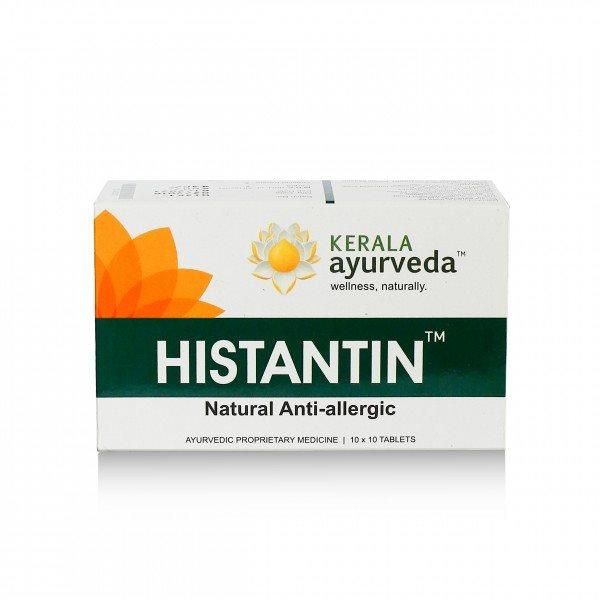 Buy Kerala Ayurveda Histantin Tablet online Malasiya [ MY ]