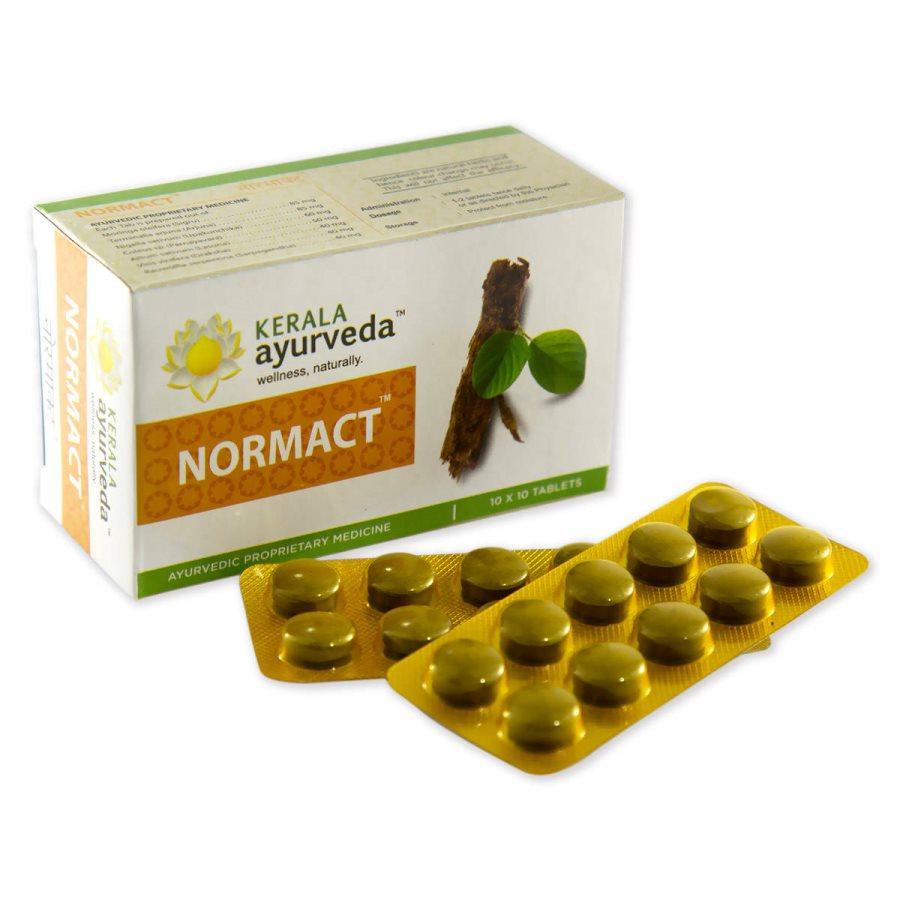 Buy Kerala Ayurveda Normact Tablets online New Zealand [ NZ ]