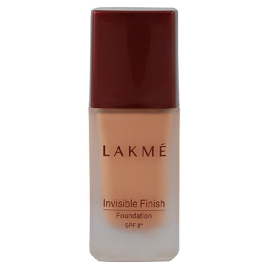 Buy Lakme Invisible Finish Foundation SPF 8 - 01 online United States of America [ USA ]