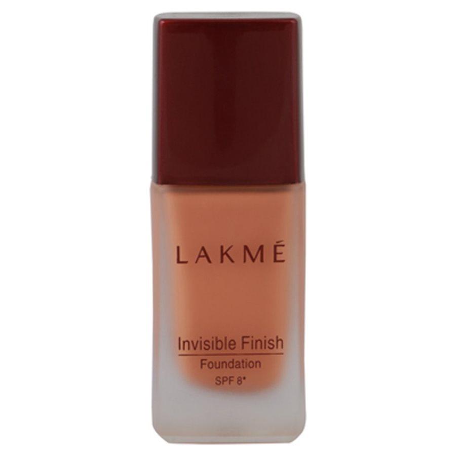 Buy Lakme Invisible Finish Foundation SPF 8 - 05 online United States of America [ USA ]