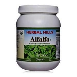 Buy Herbal Hills Alfalfa Powder online Nederland [ NL ]