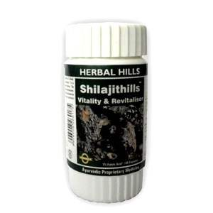 Buy Herbal Hills Shuddha Shilajit Asphaltum online United States of America [ USA ]
