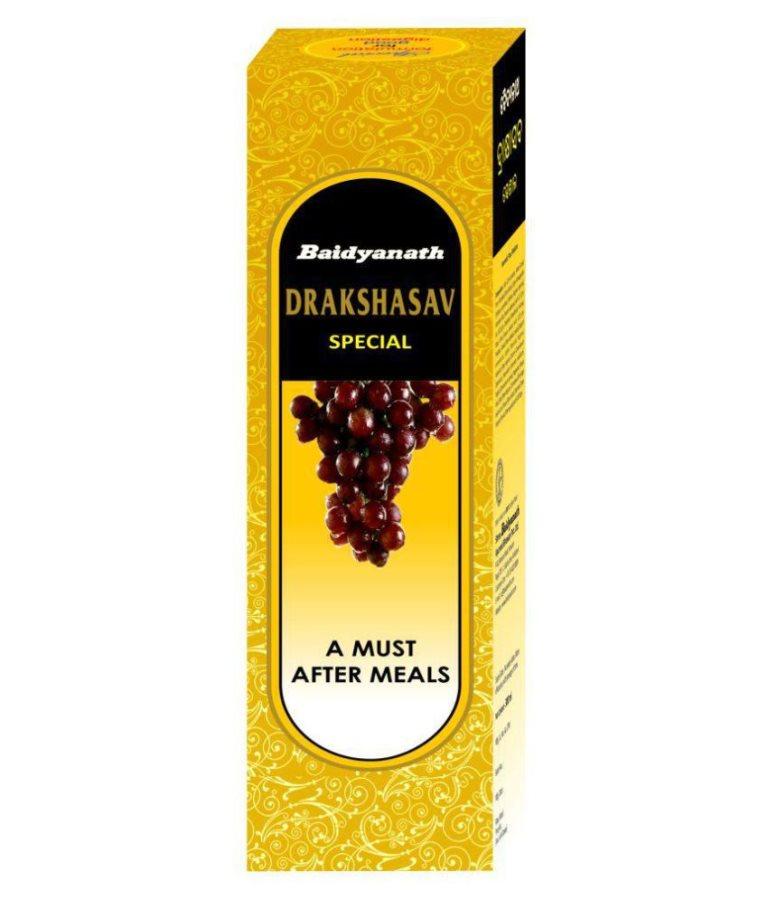 Buy Baidyanath Drakshasava (Special) online United States of America [ USA ]