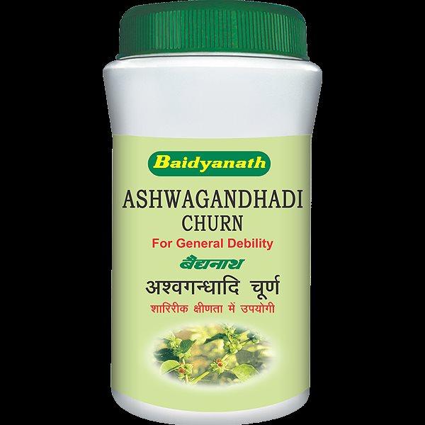 Buy Baidyanath Ashwagandhadi Churna online United States of America [ USA ]