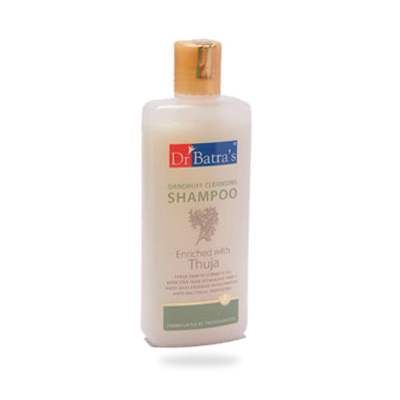 Buy Dr Batras Dandruff Cleansing Shampoo Enriched with Thuja online Australia [ AU ]