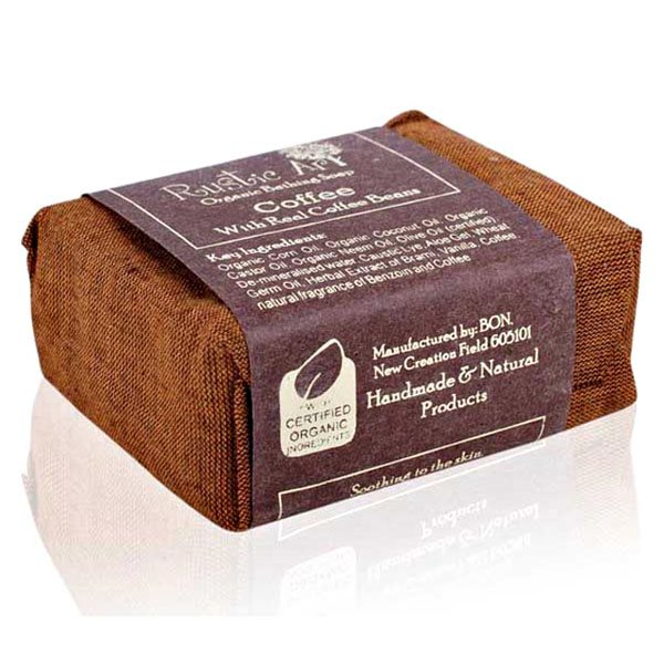 Buy Rustic Art Coffee Soap online United States of America [ USA ]