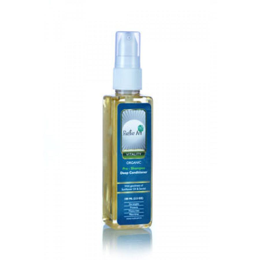 Buy Rustic Art Vitality Organic Pre-shampoo Deep Conditioner online Malasiya [ MY ]