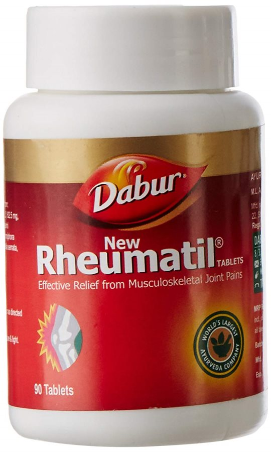 Buy Dabur Rheumatil Tablets online Singapore [ SG ]