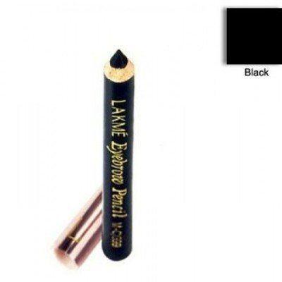 Buy Lakme Eyebrow Pencil Black online Nederland [ NL ]