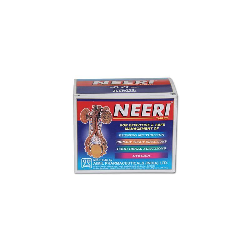 Buy Aimil Pharma Neeri Tablets online Australia [ AU ]