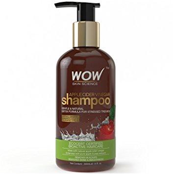 Buy Wow Apple Cider Vinegar Shampoo online United States of America [ USA ]
