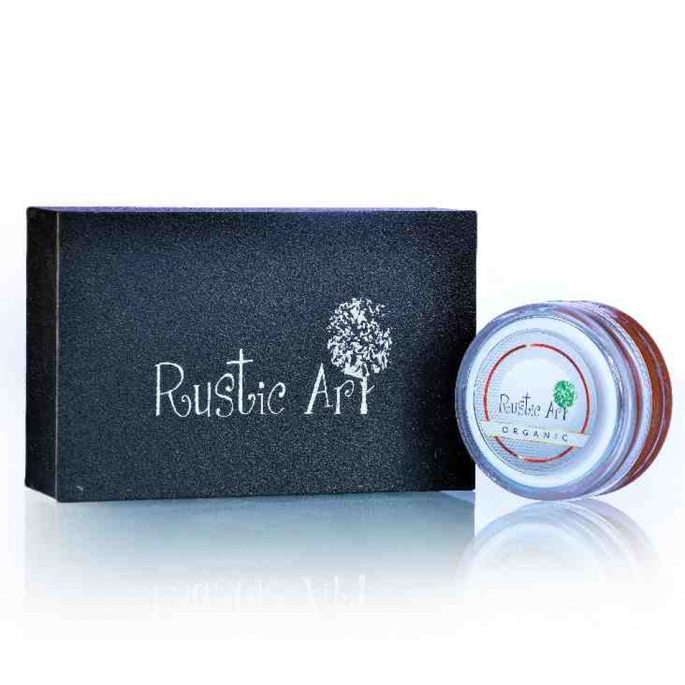 Buy Rustic Art Organic Lip Moisturizer - Strawberry online Malasiya [ MY ]