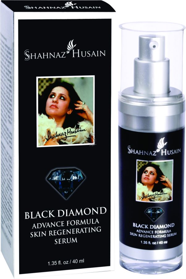 Buy Shahnaz Husain Black Diamond Skin Regenerating Serum online Australia [ AU ]