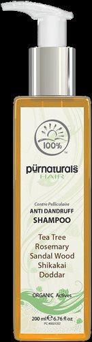 Buy PureNaturals Anti-Dandruff Shampoo online Belgium [ BE ]